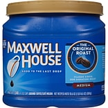 Maxwell House® Original Roast Ground Coffee, Medium Roast, 30.6 oz. Canister (02941)