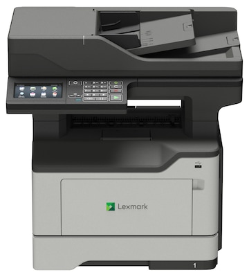 Lexmark MB2500 Series MB2546adwe 36SC871 USB, Wireless, Network Ready Black & White Laser All-In-One Printer