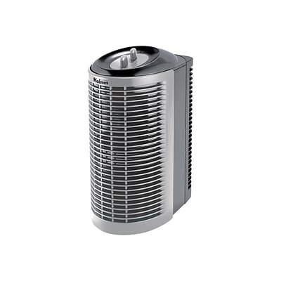 Holmes HEPA Tower Air Purifier, Gray/Silver (HAP412BN-UA-1-MASTER)