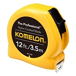 Komelon® Pro. Series 12 Blade Power Tape