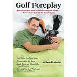 Golf Foreplay Book