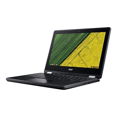 Acer Spin 11 R751T-C4XP 11.6 Chromebook, Intel Celeron, 4GB Memory, Google Chrome (NX.GPZAA.001)