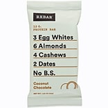 RXBAR Coconut Chocolate Bar, 1.83 oz, Box of 12 (CGO00428)