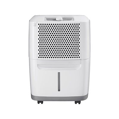 Frigidaire FAD301NWD 30 pt. Portable Dehumidifier, White on