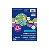 Pacon SunWorks Smart-Stack 9W x 12H Construction Paper, Assorted, 300/Pack (6525)