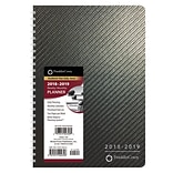 2019 BrownTrout FranklinCovey Planner Academic Classic Weekly Flexible, Gray (978-1-9754-0235-8)