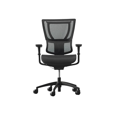 Quill Brand® Professional Series 1500TM Mesh Task Chair, Black (28570-CC)