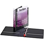 Cardinal Premier Easy Open 1 1/2 View Binder, Black (10311)