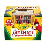 Crayola Ultimate Collection Crayons, 152/Box (52-0030)