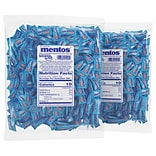Mentos Mini Individually Wrapped Mints, 37 oz Bag, Pack of 2 (VAM80900)