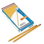 Paper Mate Mirado Classic Pencils, Yellow, HB #2, 72/Pack