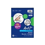 Pacon Art1st Blank Sketch Book, 9 x 12, 30 Sheets (103207)
