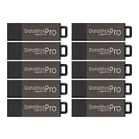 Centon DataStick Pro 32GB USB 2.0 Flash Drives, 10/Pack (DSP32GB10PK)