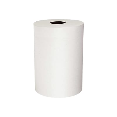 Scott SLIMROLL Hardwound Paper Towels, 1-ply, 6/Carton (12388)