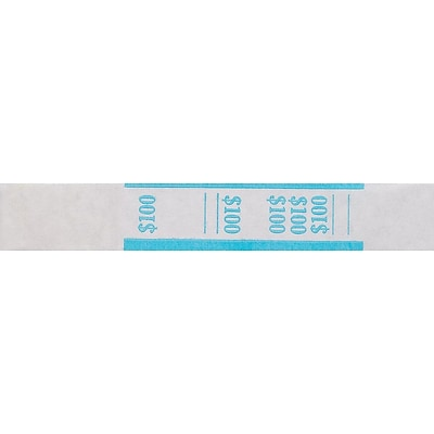 Pap-R Products Wrappers, White with Blue Print 1000/Pack (400100)