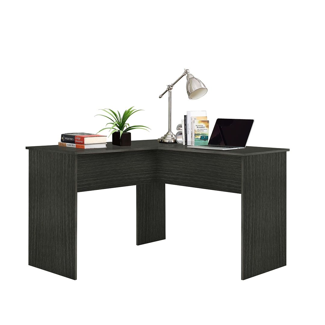 Easy 46 Go Corner Computer Desk, Gray (WE-OF-01546G)