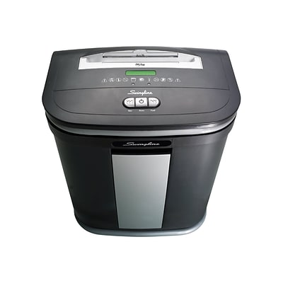 GBC ShredMaster GSX168 16-Sheet Cross-Cut Commercial Shredder (1758495)