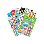 Trend superSpots & superShapes Awesome Assortment Stickers, Assorted, 5100/Pack (T-46826)