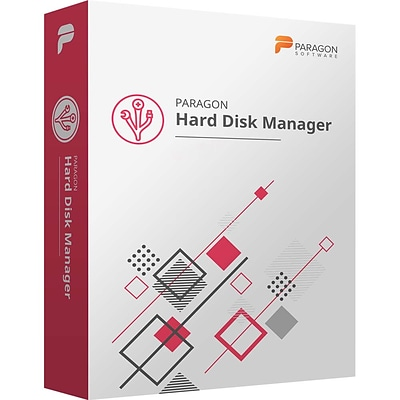 Paragon Hard Disk Mgr 16 Bus. WorkStation, Perpetual for 1 User, Windows, Download (770BSUP1)