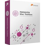 Paragon Software Group Mac ToolBox for 1 User, Mac, Download (746PEUBND)