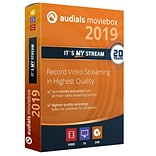 Avanquest Audials Moviebox 2019 for 1 User, Windows, Download (11226-E)