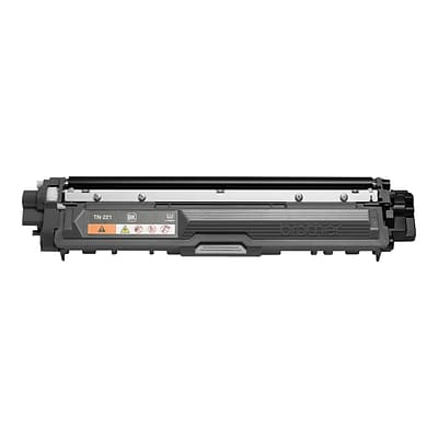 Brother TN-221 Black Standard Yield Toner Cartridge (TN221BK)