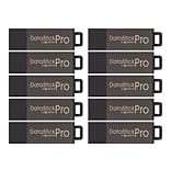Centon DataStick Pro 16GB USB 2.0 Flash Drives, 10/Pack (DSP16GB10PK)
