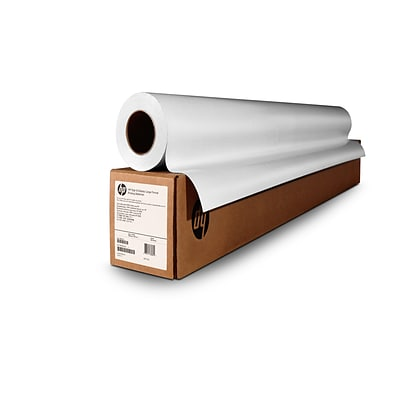 HP Everyday Instant-Dry Satin Photo Paper, 36 x 100, White, Roll (Q8921A)