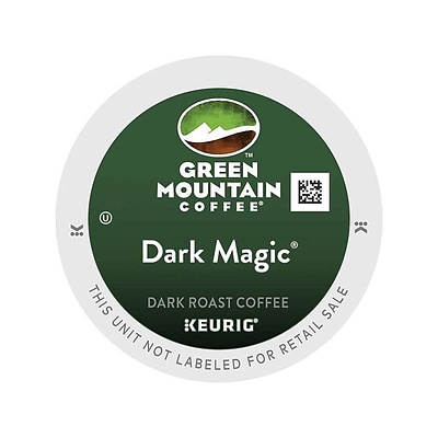 Green Mountain Coffee Roasters Extra Bold Coffee, Keurig® K-Cup® Pods, Dark Roast, 24/Box (4061)