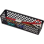 Achieva Craft Storage Basket, Black, 3/Pack (26200)