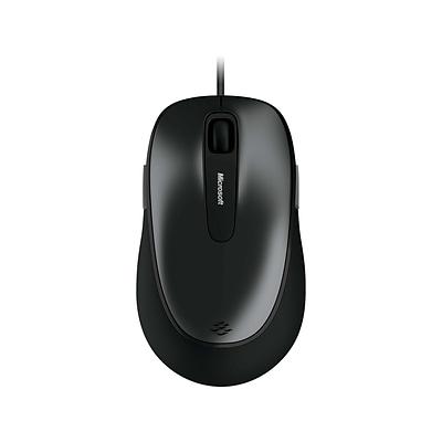 ed2e7dc1b4d Microsoft Comfort 4500 (4FD-00025) Bluetrack Mouse, Lochness Gray |  Quill.com