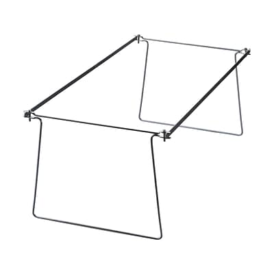 Officemate Folder Frame, 8.5 x 11, Silver (91991)