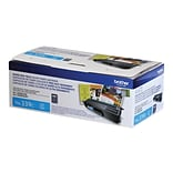 Brother TN 339C Cyan Toner Cartridge, Extra High Yield