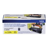 Brother TN 339Y Yellow Toner Cartridge, Extra High Yield