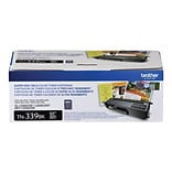 Brother TN 339BK Black Toner Cartridge, Extra High Yield