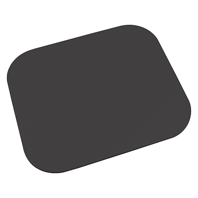 Staples Mouse Pad, Black (382955-CC)