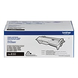 Brother TN 850 Black Toner Cartridge, High Yield
