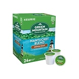 Green Mountain Nantucket Blend Coffee, Keurig® K-Cup® Pods, Medium Roast, 24/Box (6663)