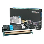 Lexmark C5240CH Cyan Toner Cartridge, High Yield