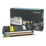 Lexmark C5240YH Yellow Toner Cartridge, High Yield