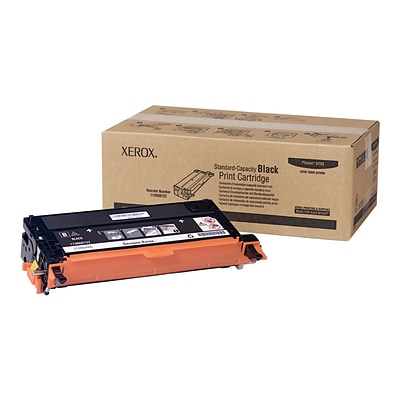 Xerox 113R00722 Black Standard Yield Toner Cartridge