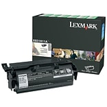 Lexmark X651H11A Black Toner Cartridge, High Yield