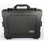 Condition 1 Airtight/Watertight Black Hard Plastic Protective Case (100289)