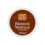 Diedrich French Vanilla Coffee, Keurig® K-Cup® Pods, Light Roast, 24/Box (36378)