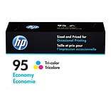 HP 95 Color Combination Ink Cartridge, Economy (B3B23AN)