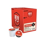 Revv Turbocharger Coffee, Keurig® K-Cup® Pods, Dark Roast, 24/Box (6728)