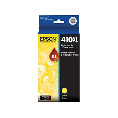 Epson 410XL Yellow High Yield Ink Cartridge