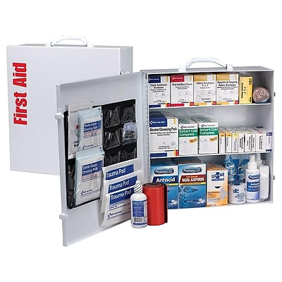 First Aid Only 676 pc. First Aid Kit for 150 People (90575)