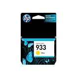 HP 933 Yellow Ink Cartridge, Standard (CN060AN#140)