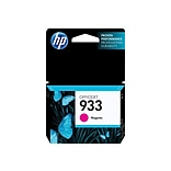 HP 933 Magenta Ink Cartridge, Standard (CN059AN#140)